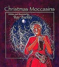 Christmas Moccasins