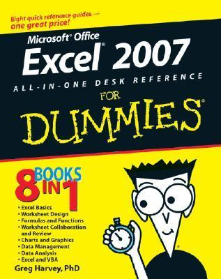 Excel 2007 All-In-One Desk Reference for Dummies (ISBN - 0470037385)