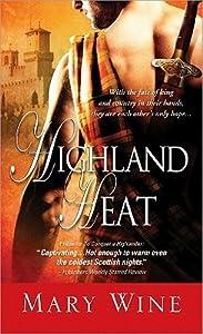 Highland Heat (Highlander, #3)