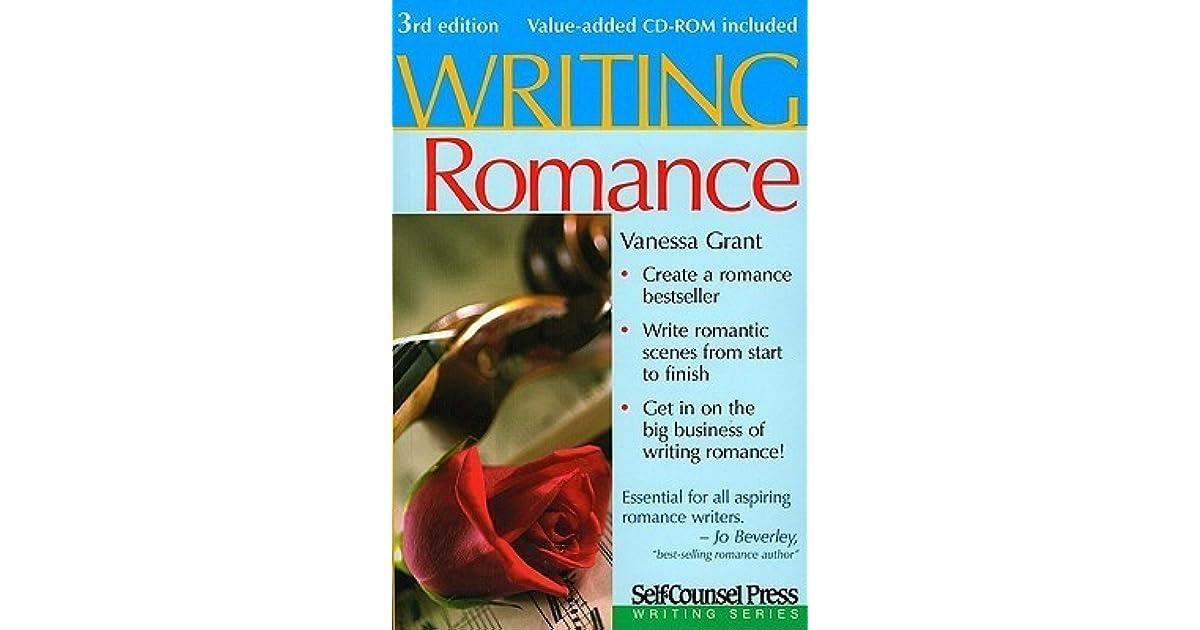 Writing Romance by Vanessa Grant