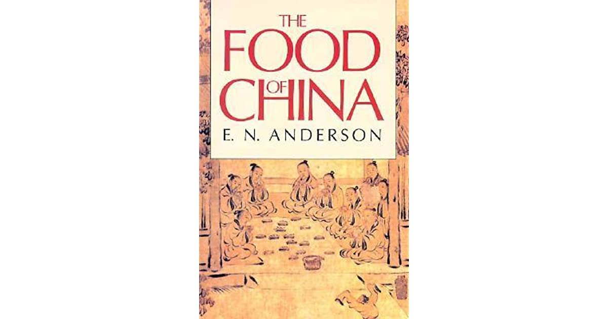 The food of china by en anderson fandeluxe Gallery