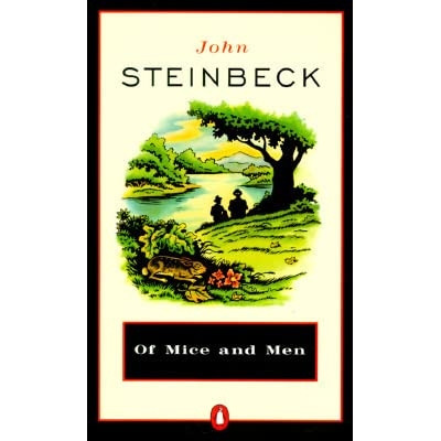the eternal bond of geogrie and lennie in of mice and men by john steinbeck This incident forces george and lennie to again run for their lives, but this time it leads to a tragic end, for in order to save lennie from being lynched by curley, their boss' son and the other how does john steinbeck explore the themes of hope, freedom and prejudice throughout of mice and men.