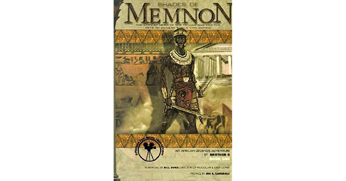 Shades of memnon book one by gregory walker fandeluxe Images