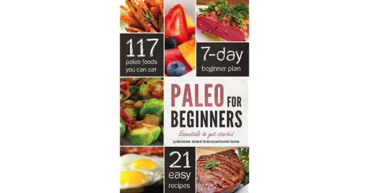 essentials to buy for a paleo diet