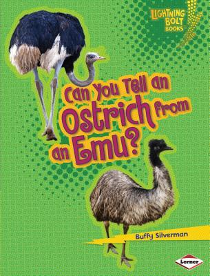 Can You Tell an Ostrich from an Emu?