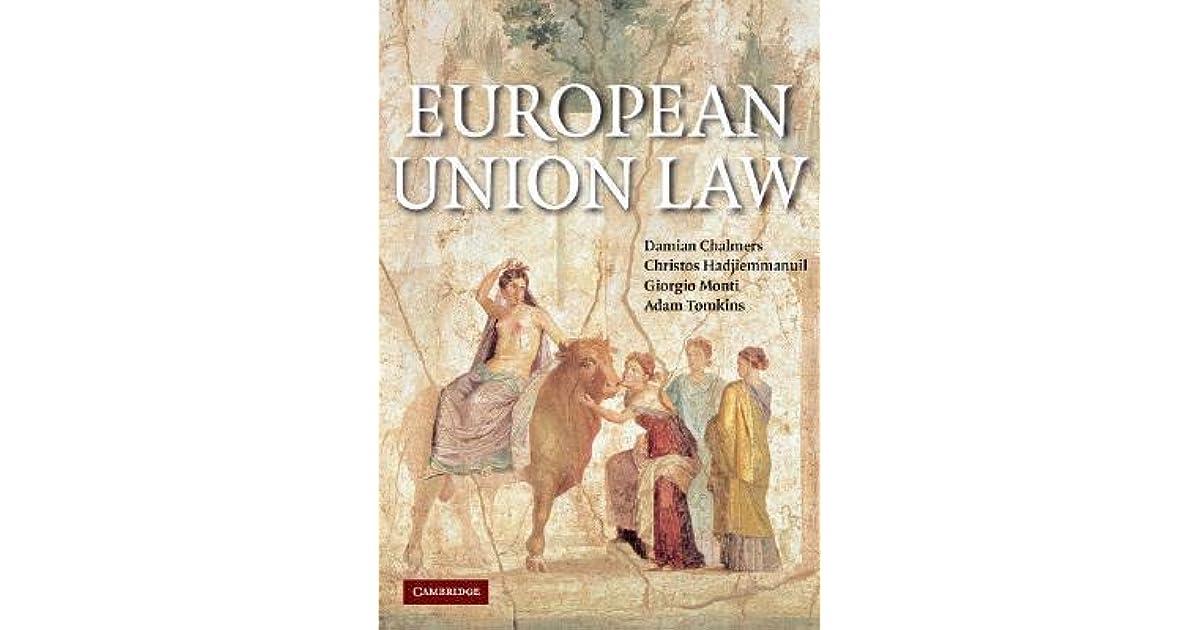 European Union Law Book