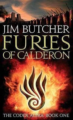 Furies of Calderon (The Codex Alera, #1)