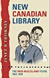 New Canadian Library by Janet B. Friskney