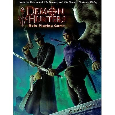 Demon Hunters Role Playing Game [With DVD] by Jamie Chambers
