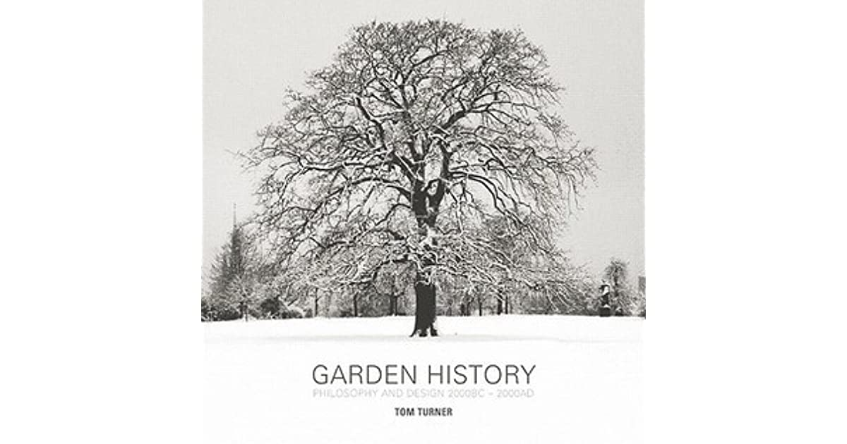 Garden history philosophy and design 2000 bc 2000 ad by for Garden design history