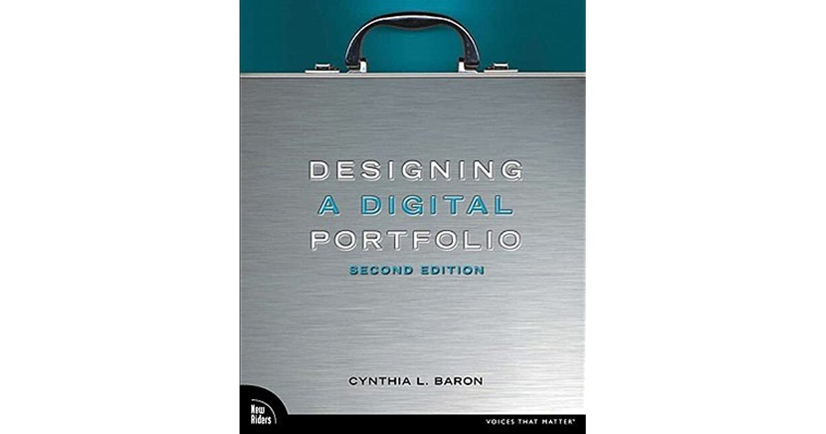Designing a Digital Portfolio (Voices That Matter)