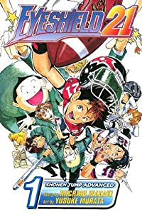 Eyeshield 21, Vol. 1: The Boy With the Golden Legs