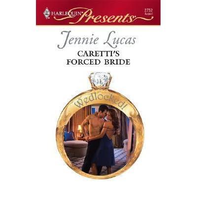 carettis forced bride jennie lucas
