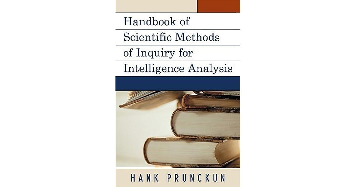 methods of inquiry