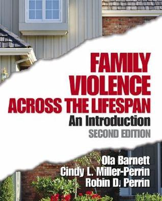 Family Violence Across the Lifespan An Introduction, 3rd Edition