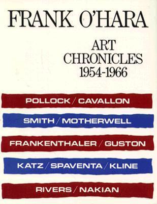 Art Chronicles, 1954-1966