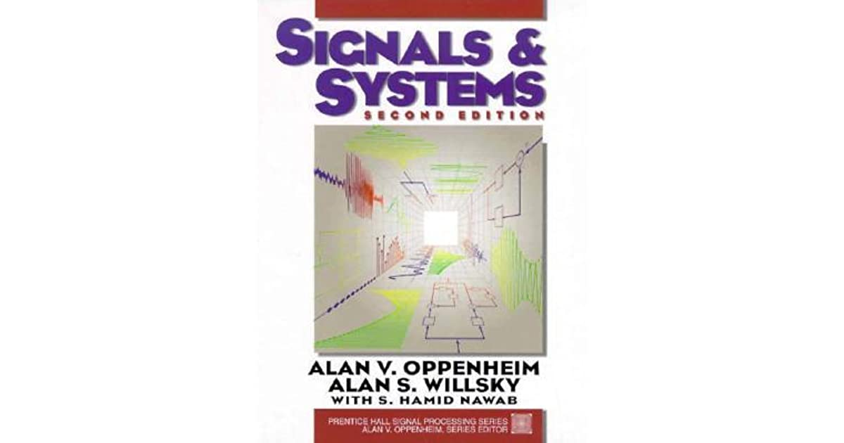 Signals And Systems By Alan V Oppenheim