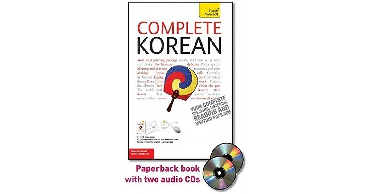 Teach Yourself Korean Book