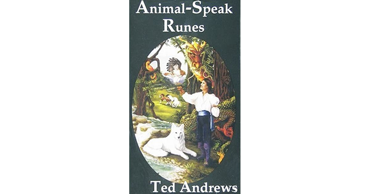 Animal-Speak Runes [With 40 Oracle Runes and 128 Page ...