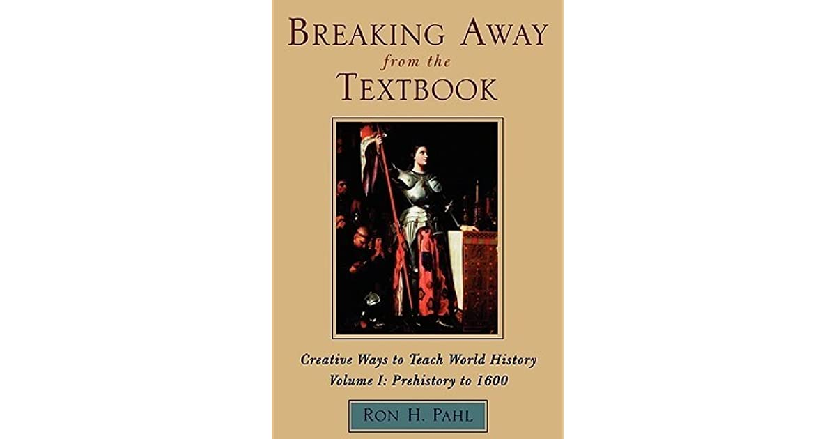 Download PDF Breaking Away from the Textbook: Creative Ways