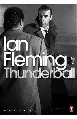 Thunderball (James Bond, #9) by Ian Fleming