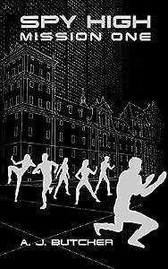 The Frankenstein Factory (Spy High, #1)