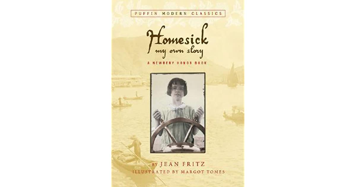 Homesick My Own Story By Jean Fritz