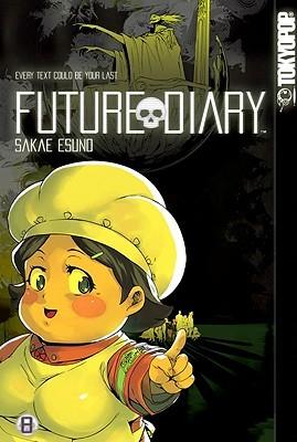 Future Diary, Volume 08