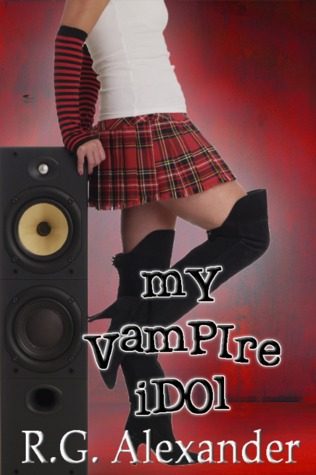 My Vampire Idol (Shifting Reality, #3)