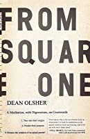 From Square One: A Meditation, with Digressions, on Crosswords