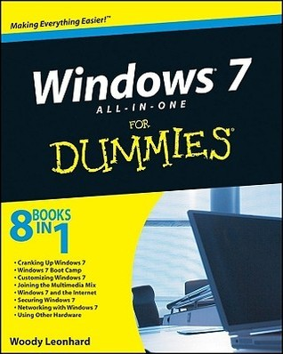 Windows 7 All-in-One for Dummies (ISBN - 0470487631)