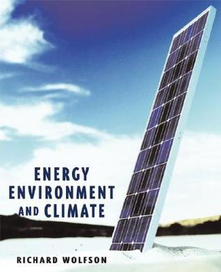 Energy, Environment, and Climate