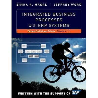 Pdf processes magal integrated with erp systems business