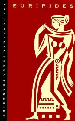 The Complete Greek Tragedies, Volume 3: Euripides