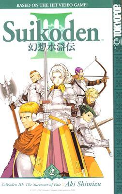 Suikoden III: The Successor of Fate, Volume 2