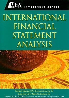 International Financial Statement Analysis Workbook, 3 edition