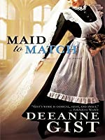 Maid to Match (Thorndike Christian Historical Fiction)