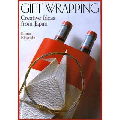 Gift Wrapping Creative Ideas From Japan By Kunio Ekiguchi