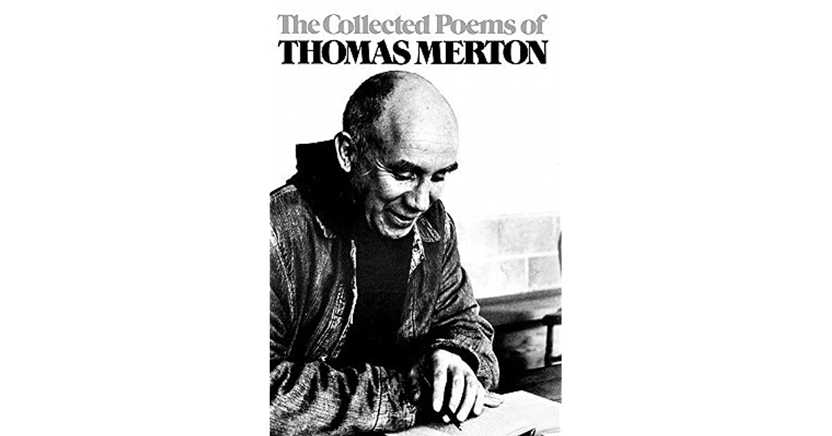 The collected poems of thomas merton by thomas merton fandeluxe Image collections