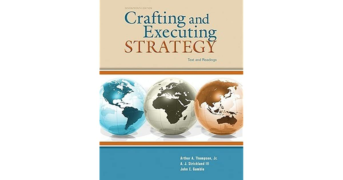 critical review of crafting strategy Henry mintzberg critical evaluations in business 24 review of henry mintzberg: henry mintzberg 37 crafting strategy 229.