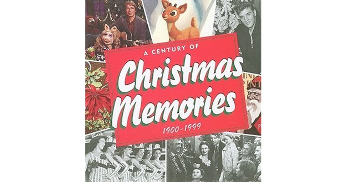 A Century of Christmas Memories, 1900-1999 by Peter Pauper Press