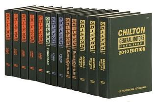 Chilton European Service Manual, 2010 Edition: Audi, BMW, Mercedes-Benz, Mini, SAAB, Volkswagen, Volvo