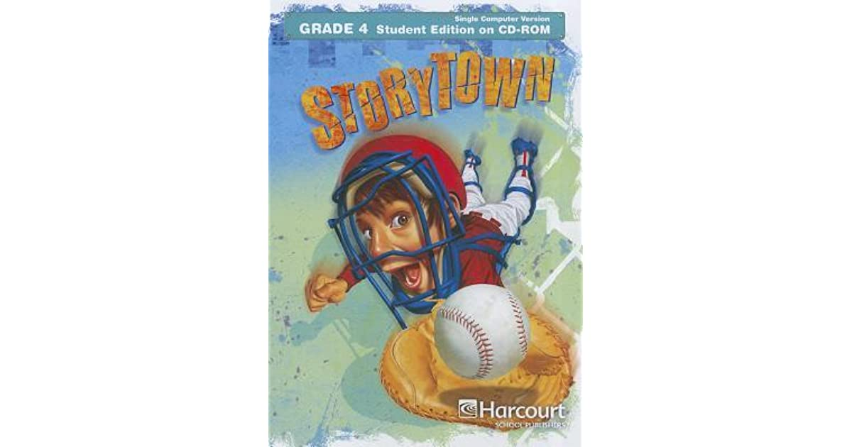 Storytown Grade 4 By Harcourt School Publishers