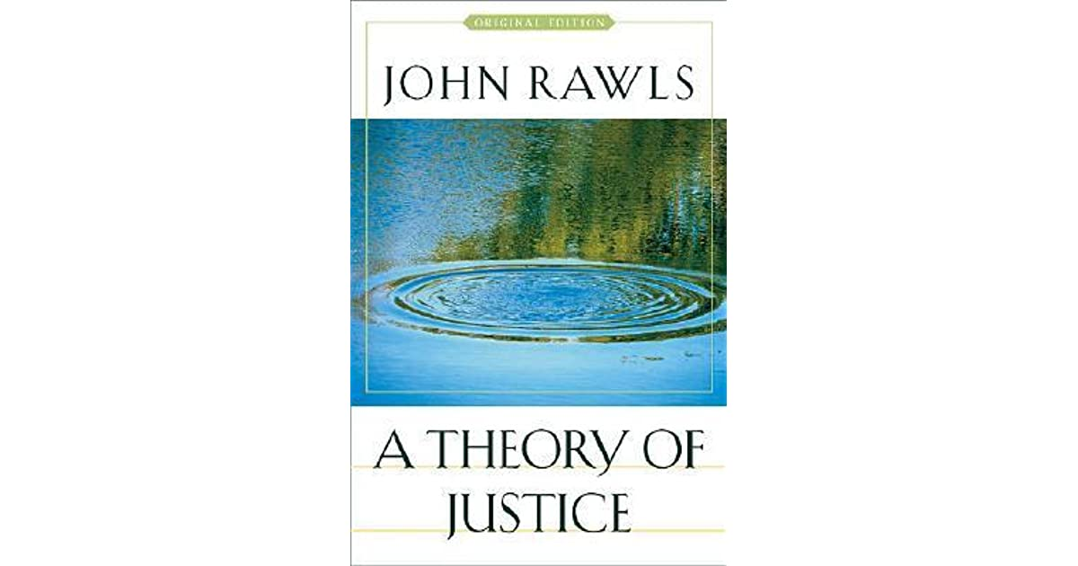 an analysis of a theory of justice by john rawls