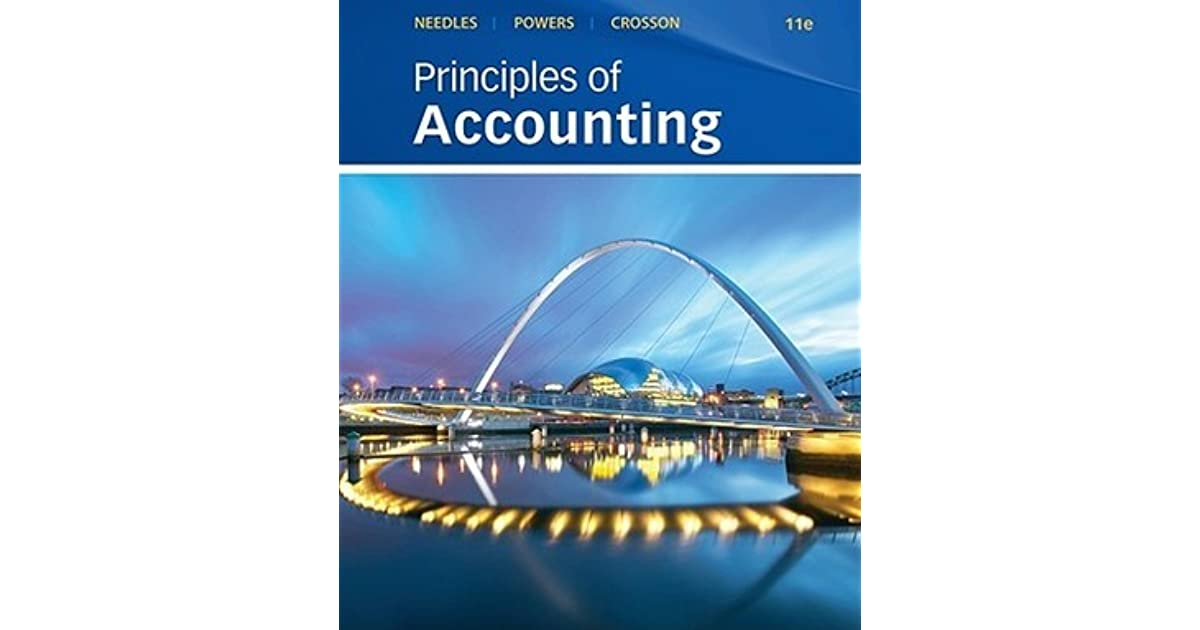 principles of accounting 11 Principles of financial accounting chapter 11-current liabilities and payroll accounting chapter 12-accounting for partnerships.