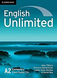 English Unlimited, A2 Elementary Class