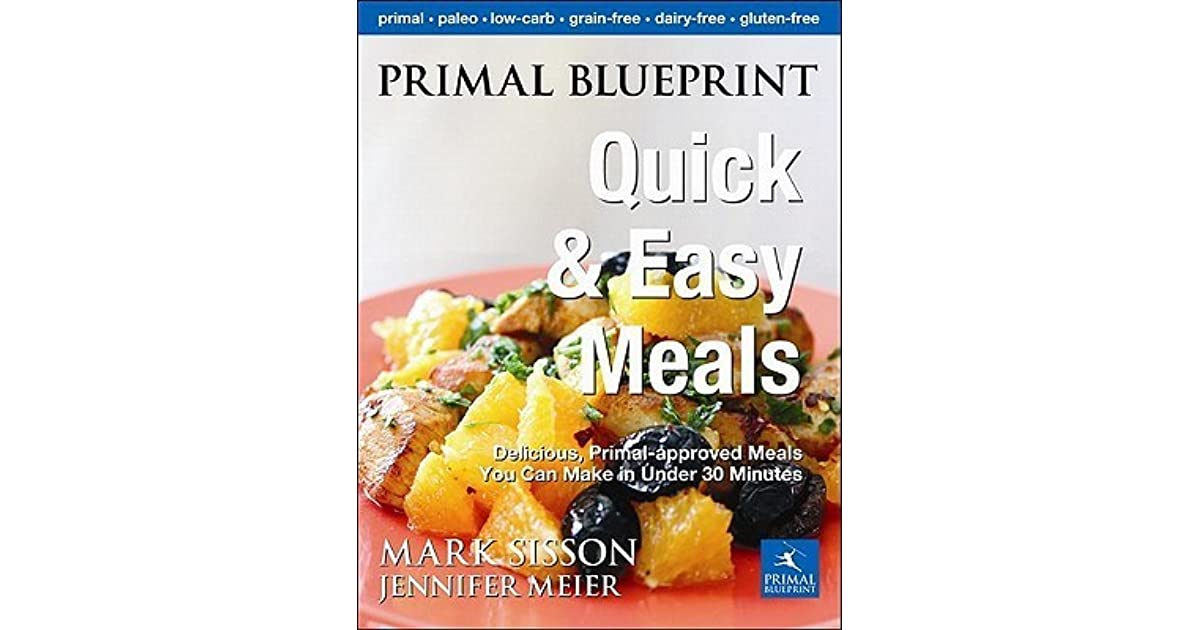 Primal blueprint quick and easy meals delicious primal approved primal blueprint quick and easy meals delicious primal approved meals you can make in under 30 minutes by mark sisson malvernweather Image collections