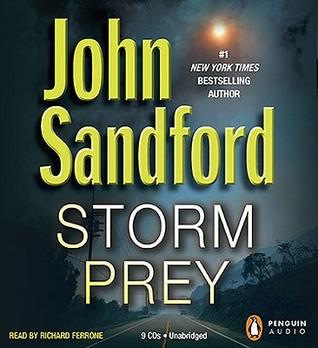 Storm Prey (Lucas Davenport, #20)