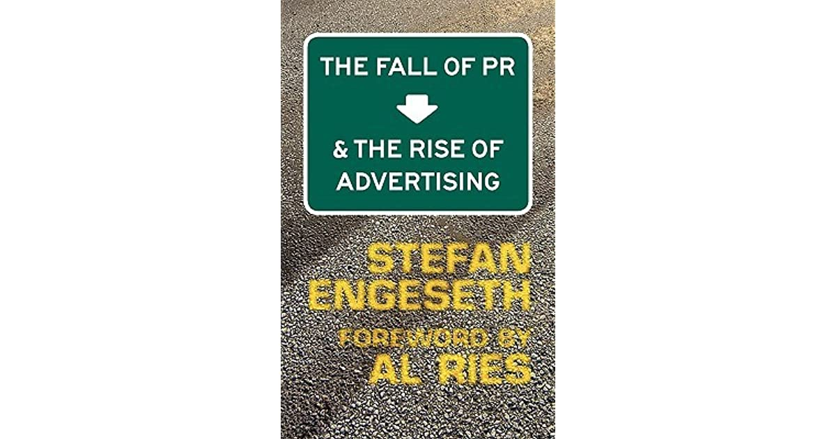 the fall of advertising Fall advertising - print web broadcast for the aftermarket.