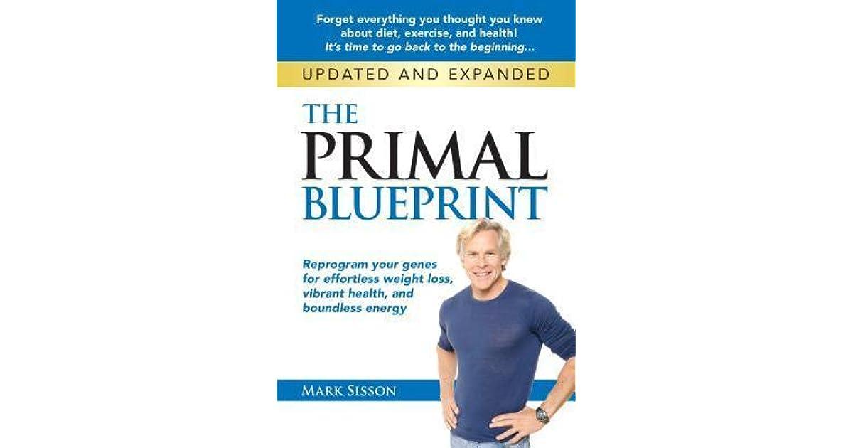 alexa�s review of the primal blueprint reprogram your
